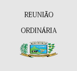 Reunião Ordinária dia 01/04/2020